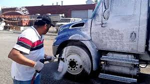 Semi Truck: Semi Truck Wash Near Me Tires Titan Intertional How Much Do Cost Angies List Commercial Truck Missauga On The Tire Terminal Truck Tire Repair 2 Fding A Leak Tighten Valve Stem Youtube Car Shop Filling Air Into P Hd 0020 Stock Video On Spot Repair Halifax Shop Near Me Pro Tucson Az And Auto Heavy Duty Road Service I87 Albany To Canada 24hr Roadside Mobile Roadservice Quad Cities 309853 Locations In Etobicoke Ok Howard City Jis Located Michigan Best Service Trailer