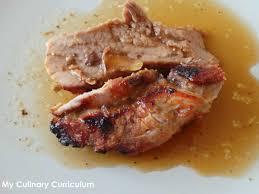 cuisiner rouelle de porc en cocotte minute rouelle de porc au miel sauce soja et cinq épices facile et pas