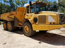 Volvo -a30d For Sale , Year: 2003 | Used Volvo -a30d Articulated ...