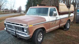 Flashback F100's - New Arrivals Of Whole Trucks/Parts Trucks Or ... Hemmings Find Of The Day 1955 Ford F250 Flatbed Daily Mondo Macho Specialedition Trucks 70s Kbillys Super 1975 F150 For Sale Near Cadillac Michigan 49601 Classics On Highboy 4x4 In Waldwick New Jersey United Cabover Kings 4wheel Sclassic Car Truck And Suv Sales 1980 Flareside Motor News Ranger Pickup Truck Item M9766 So Vintage Pickups Searcy Ar F100 Classic Clifton Sc 29324 The Pickup Buyers Guide Drive Turismo Uckortreat