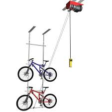 Racor Ceiling Mount Bike Lift by Best 25 Bike Lift Ideas On Pinterest Garage Hanging Storage
