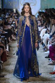 See Elie Saab s fairytale couture show