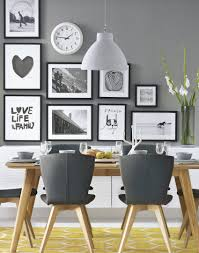 Sofia Vergara Dining Room Furniture by Grey Dining Room Chairs