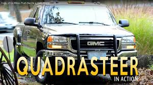 Quadrasteer In Action 2005 Gmc Sierra / 4 Wheel Steering - YouTube Carmi All 2018 Gmc Sierra 1500 Vehicles For Sale The Cars You Can Buy With Fourwheel Steering Old 4 Door Chevy Truck With Wheel Steering Sweet Ridez Wheel Load Stock Photos Images 2011 Used Honda Ridgeline Wheel Drive Heated Leather Navi Rcam 2019 Silverado Pickup Truck Light Duty Clawback 15 Scale Huge Rock Crawler 4wd Rtr Waterproof Center Tx Quadrasteer In Action 2005 Gmc Youtube Lakeview New Big Tall Redneck Truck I Saw In Florida With Steering Lewisville Autoplex Custom Lifted Trucks View Completed Builds