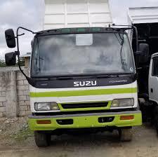 100 Surplus Trucks Isuzu Forward 4WD Japan And Heavy Equipment