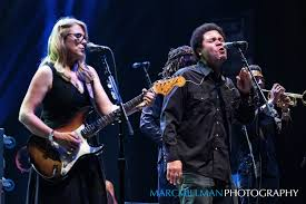 Tedeschi Trucks Band: A Joyful Noise - Relix Media Tedeschi Trucks Band Breathes Soul Into Midsummer Sunset At Cmac I Wish Knewchord In Open E Tuning Derek Youtube Live From The Fox Oakland American Songwriter On His First Guitar Live Rituals And Lessons Learned Pin By Walter Donnelly Id Love To Drive Pinterest Derek Trucks Archives Learning Guitar Now Inside Bands Traveling Circus Guitarplayercom A Joyful Noise Cover Story Excerpt Relix Media Black Crowes Bring Heavy Jams Stage Ae Gibsoncom Sg Up My Rigs Decade Premier