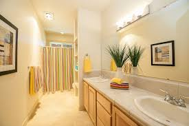 modern master bathroom with drop in sink complex marble tile