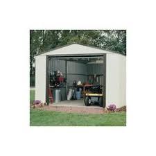 Arrow Newburgh 8x6 Storage Shed by Arrow Woodlake Economy Steel Shed 10x8 W Bonus Foundation Kit