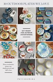 10 Melamine Outdoor Plates For Summer Entertaining That Are BPA ... Ding Beautiful Colors And Finishes Of Stoneware Dishes 2017 Best 25 Outdoor Dinnerware Ideas On Pinterest Industrial Entertaing Area The Sunny Side Up Blog Dinnerware Yellow Create My Event Drinkware Rustic Plate Plates And 11 Melamine Cozy Table Settings Stress Free Plum Design Red Platters Serving Tiered Pottery Barn