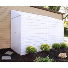 Arrow Shed Door Assembly by Yardsaver 4 Ft X 10 Ft Steel Storage Shed