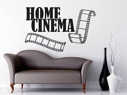 wandtattoo bilder wandtattoo home cinema nr 2 wohnzimmer