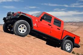 100 Brute Jeep Truck British Wrangler Doublecab Ute To Launch In New Zealand