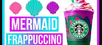 The Mermaid Frappuccino Is Latest Craze In Starbucks Photo Via StokedOnLife YouTube