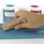 Americana Decor Creme Wax Deep Brown by Decoart Americana Decor Chalky Finish Education