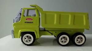 1970 Tonka 2585 Hydraulic Dump Truck - YouTube