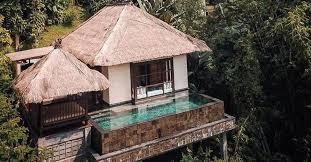 104 Hanging Gardens Bali Ubud Luxury Private Villas In Of Garden