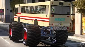 Bus Monster Truck V1 For GTA 4 Ferrari 458 Italia 2010 Monster Energy For Gta 4 Truck V1 Bus V3 Lamborghini Aventador Lp7004 Truck Grand Theft Auto Iv Cheats Cop Els Dodge Ram 3500 Bigfut