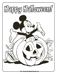 Coloring Pages For Halloween 50 Best Printable Celebration Online