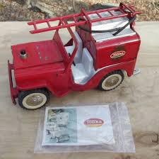 Rare Vintage 1960's Tonka Jeep Pumper Fire Truck No 425 | Vintage ... Vintage 1950s Tonka Fire Truck No 5 Steel Pumper Ford Metal Rare Original Tfd Tonka Engine Toy 33 Inch Vintage Bodnarus Auctioneering Fire Truck Ladder Water Cannon Crank Siren Fire Truck Is In Auctions Online Proxibid 1970s 1960s No5 Original Joe Lopez On Twitter 55250 Pressed Steel And Box Of Toys Truckitem 333c43 Look What I Found 70s Huge Toy Steel Engine 1 Listing
