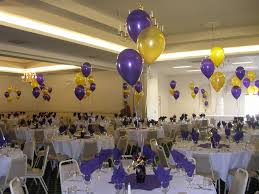 graduation centerpiece ideas balloon decor of central california