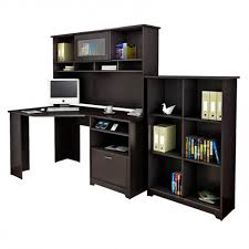 Sauder Executive Desk Staples by Desk Small Glass Top Computer Intended For New Property Desks At
