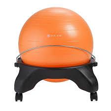 100 gaiam ball chair replacement ball ballance stability