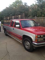 100 Chevy 2500 Truck My New Used Baby 1988 4x4 96k Original Miles