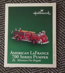 HALLMARK Christmas Ornament American LaFrance 700 Series Pumper ... Fire Truck Ivan Ulz Garrett Kaida 9780989623117 Amazoncom Books Pin By Denny Caldwell On Trucks Pinterest Trucks Book By Pictures Read Aloud Youtube Jamboree Learning Color Songs For Children Engine 24 Tasure Island Fire Rescue Truck Backing Up To Go Back Abc Song Firetruck For Alphabet 1970 Crown Fort Knox 1941 Ford Firetruck Ride Station One Hurry Drive The Car