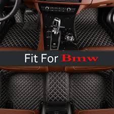 Cute Car Floor Mats by Auto Interior Cute Decoration Styling Car Floor Mats For Bmw