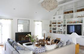 Beach Living Room Lovely Decoration Dazzling Style