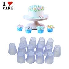 14pcs Lot Russian Tulip Plastic Icing Piping Nozzles Making Flower Mold Pastry Decorating Tips Cake