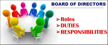 Board of Directors Roles