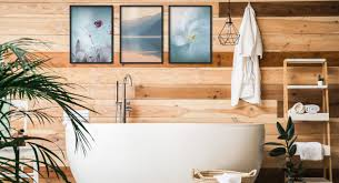 fototapeten fürs badezimmer wandtapeten und fototapeten