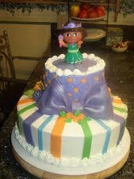 Jamie s Dora going away cake