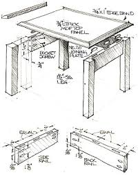 Plans To Make End Tables by How To Build Nesting Tables Simple Diy Woodworking Project