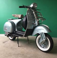 Classic Vintage Vespa Sprint Mod Motorbikes For Sale