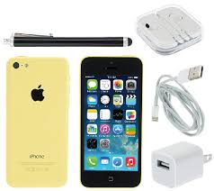Apple iPhone 5C 32GB Phone & Accs on Boost Mobile — QVC