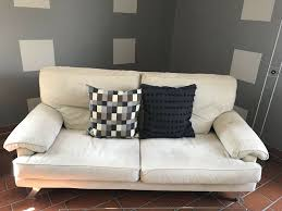 3er ligne roset wohnzimmer sofa