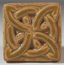beautiful pewabic tile made in detroit arts crafts movement