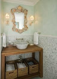 seashell mirror design ideas