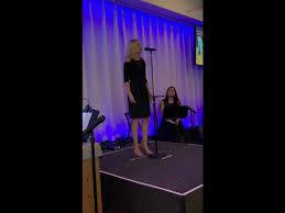 100 Allegra Homes Erickson Sings Live Out Loud At MTUs Senior Cabaret