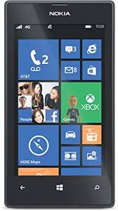 Nokia Lumia 520 AT&T Go Phone No Annual Contract Discontinued by Manufacturer