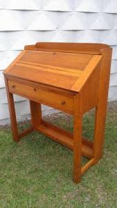 Drop Front Writing Desk by Small Drop Front Writing Desk Custom Birdseye Drop Front Desk By