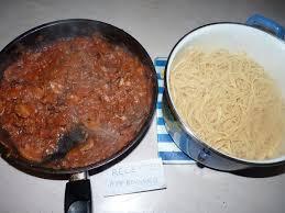 spaghetti bolognaise maison nathalie l