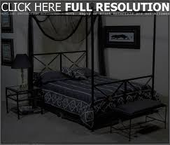 Black Canopy Bed Drapes by Mirrored Top Canopy Bed Vanity Decoration