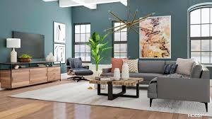industrial living room design 14 ways to get the loft look