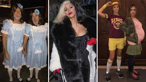 Malcolm In The Middle Halloween by The 5 Best Celebrity Halloween Costumes Of 2017 Health