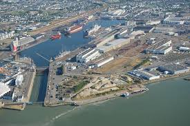 nantes nazaire port supporting the emergence of mre