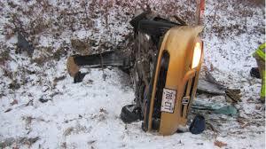100 Arbuckle Truck Driving School Spring Green Woman Dies In Car Vs Snowplow Truck Crash