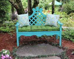 ideas for garden benches hgtv